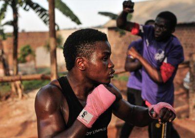 Boxeador Round 13 Wiz Kibrah