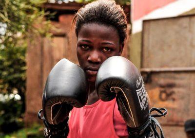 Boxeadora Round 13 - Jessica Mirembe