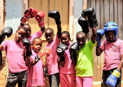 Boxeadores Round 13 - Nasser Junior Academy