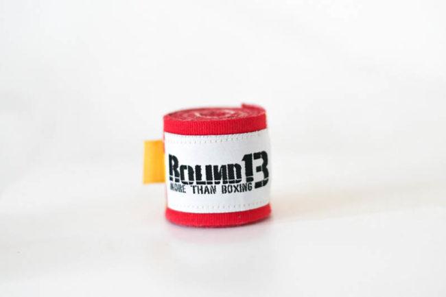 Venda de boxeo Semi Elastica España Round 13