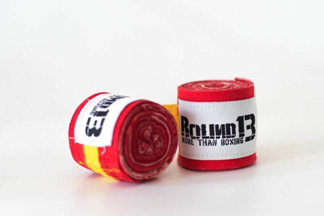 Vendas de boxeo Semi Elasticas España Round 13
