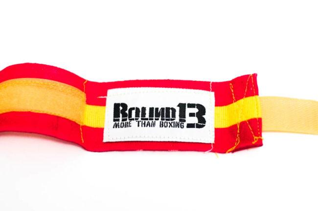 Vendas de boxeo Semi Elasticas España Round 13 logo