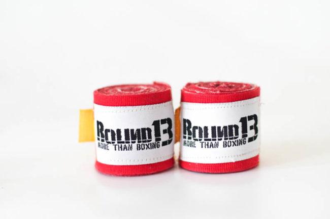 Vendas de boxeo Semi Elasticas España Round 13 par